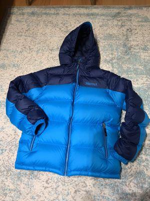 Marmot boys 700 fill down parka jacket size XL for Sale in Elk Grove Village, IL
