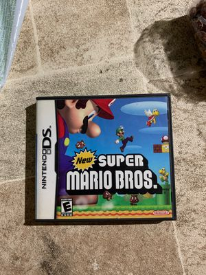 New Super Mario Bros. nintendo DS for Sale in Orange, CA