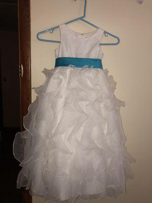 Flower Girl/Formal Dress Size 4 for Sale in El Dorado, KS