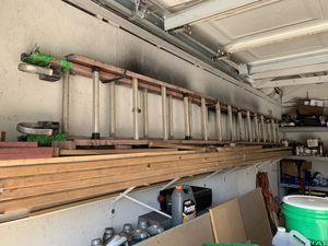 Fiberglass Extensions Ladder for Sale in Alsip, IL