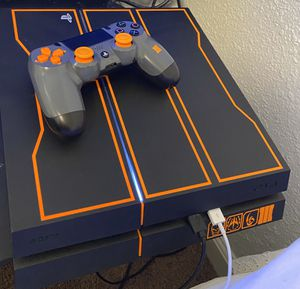 BO3 edition PS4 for Sale in West Sacramento, CA