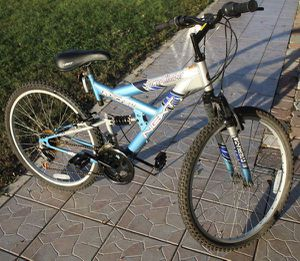 "26"" Next power climber dual suspension 18 speed for Sale in Kissimmee, FL"