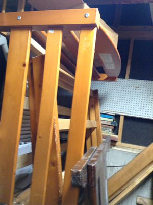 Wooden bunk beds for Sale in Colorado Springs, CO