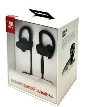 Beats by Dr Dre Powerbeats3 In-Ear Wireless Headphones Black for Sale in Poway, CA