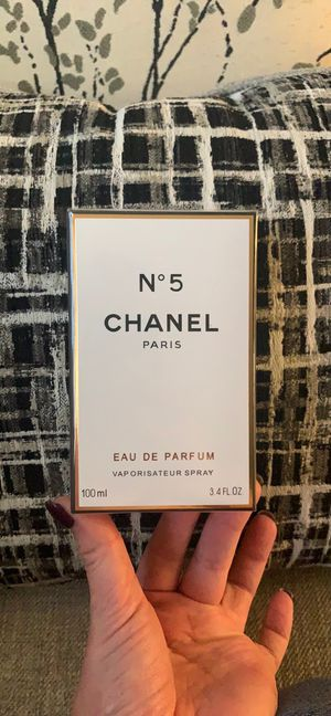 Chanel no 5 perfume brand new sealed box for Sale in Redding, CA