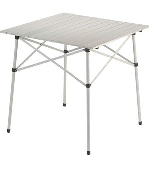 Coleman Camping Table | Compact Roll Top Aluminum Table for Sale in Queens, NY