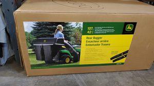 Rear bagger john deere for 100 series tractors for Sale in Phoenix, AZ
