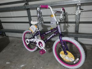 "Huffy 20"" Sea Star Girls' Bike, Purple for Sale in Sanford, FL"