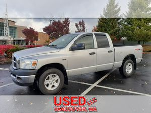 2007 Dodge Ram for Sale in Vancouver, WA