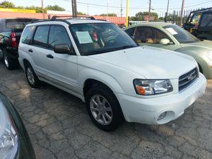 2005 Subaru Forester for Sale in San Antonio, TX