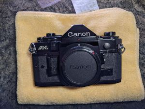 Canon A-1 35mm SLR Camera for Sale in Galloway, OH