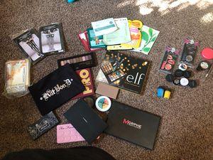 Huge makeup bundle!! Read description! for Sale in Stockton, CA