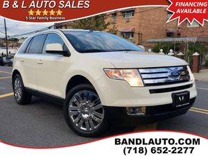 2008 Ford Edge for Sale in The Bronx, NY