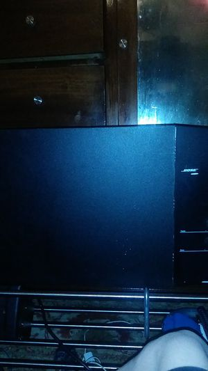 Bose subwoofer for Sale in Atlanta, GA