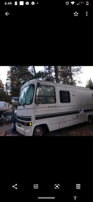 1990 Fleetwood Flair motorhome for Sale in La Pine, OR