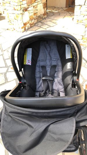 Baby stroller car seat duo for Sale in Salinas, CA
