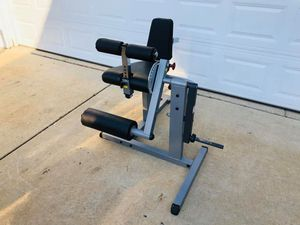 Leg Extension - Leg Curl - Body Solid - Gym Equipment - Training - Work Out for Sale in Downers Grove, IL