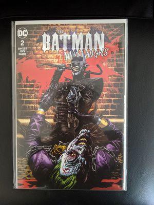 Batman Who Laughs lot Nick for Sale in La Puente, CA