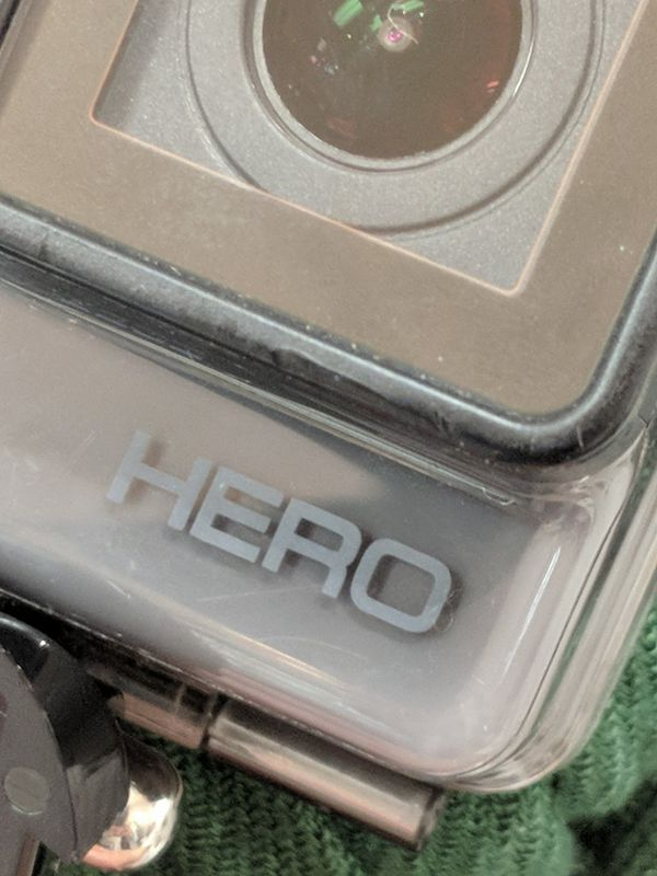 GO PRO BE A HERO