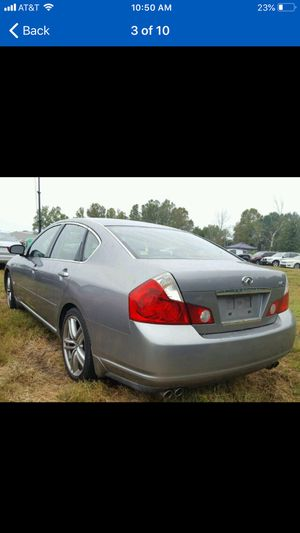 2010 Infiniti Parts Only for Sale in Miami, FL
