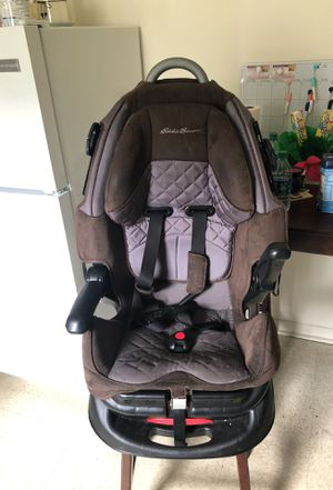 Eddie bauer deluxe highback booster Car seat for Sale in Aliquippa, PA