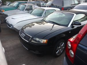 2004 Audi a4 1.8t convertible (FOR PARTS!!) for Sale in Norcross, GA