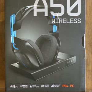 Astro A50 Wireless Headphones PC And PS4 for Sale in Tucson, AZ