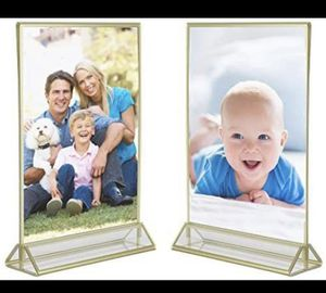 5x7 acrylic frames 6 pack for Sale in Azusa, CA