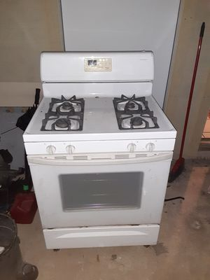 Gas stove for Sale in Houston, TX