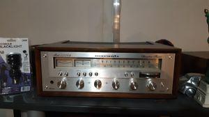 MARANTZ 2226B Stereo w/ Rare Wood Case for Sale in Southgate, MI