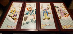 Ceramic tile paintings for Sale in Shoreline, WA