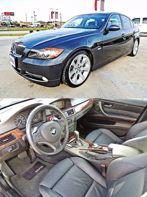 2008 BMW 335i Sport with navigation for Sale in Bellaire, TX