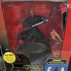Star Wars Collectible Darth Maul Action Figure for Sale in Queens, NY