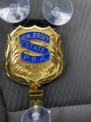 FS: NJ PBA Shield for Sale in Linden, NJ