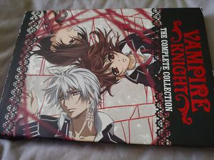 Vampire Knight COMPLETE DVD SET(NEW) for Sale in National City, CA