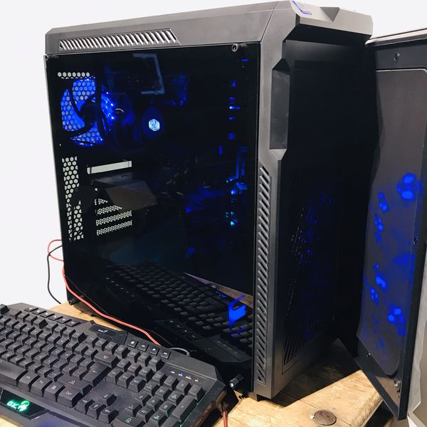 Gaming PC/ Workstation PC Plays Fortnite, Apex Legends, Csgo, Call of Duty, League of Legends, GTA V ✨❄️ i5-8600k, Asus TUF Z-370, and More!!