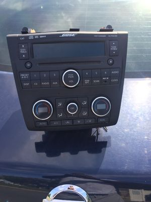 2007,2008,2009 Nissan Altima car stereo for Sale in Rockville, MD