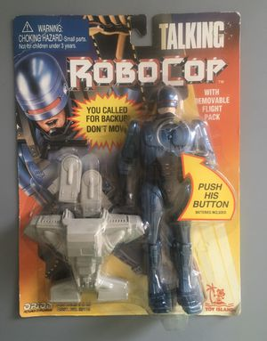 RoboCop Figure for Sale in Redford Charter Township, MI