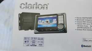 Clarion stereo waterproof back up camera ready for Sale in Humble, TX
