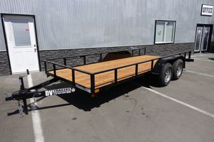 """2020 DV TRAILERS 77""""x16"""" for Sale in Cypress, CA"""
