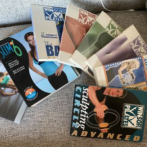 Workout DVDs - 21 Day Fix, Winsor Pilates, Slim In 6 for Sale in Los Angeles, CA