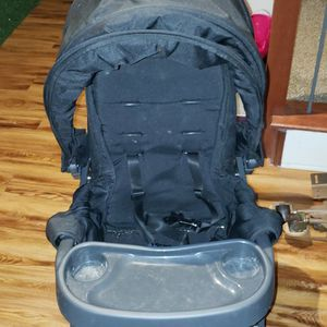 Caboose Sit And Stand Tandem Double Stroller for Sale in Cedar Hill, TX