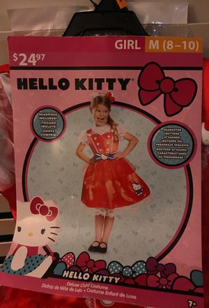 Halloween Costume 🎃👻 Hello Kitty 🎀 for Sale in El Cajon, CA