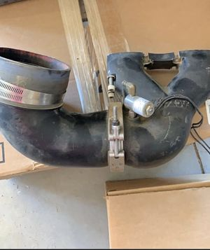 Sea doo 720 factory pipe manifold with water injector for Sale in Corona, CA