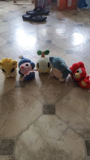 Pokemon Plushies for Sale in Fall River, MA