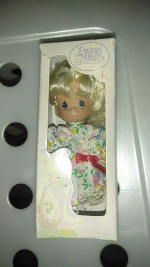 PRECIOUS MOMENTS Baby doll for Sale in Fairfield, CA