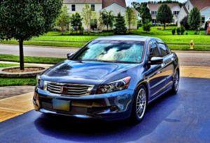 _2010 Honda ACCORD 3.5 EX-L SMOG CERTIFIED for Sale in Harrisonburg, VA
