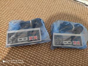 2 Nintendo NES controls for Sale in Hudson, MA