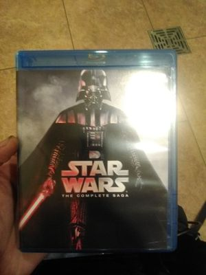 Star Wars The Complete Saga Blu-ray Box Set (Episode I-Episode VI) **Brand New/Never Watched** for Sale in Pasadena, CA