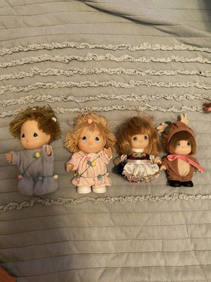 Precious Moments Christmas dolls for Sale in Bay Lake, FL